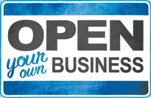 Open your own business